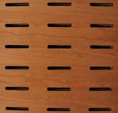 木质隔音板 (2)
