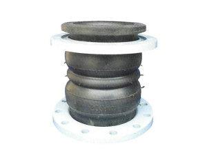 KST-F可曲挠双球体橡胶接头