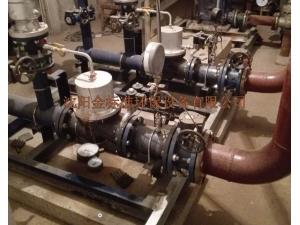 抚顺北台SOHO地下泵房噪音治理工程