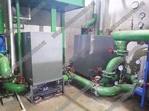 苏家屯妇婴医院地下泵房机泵必威平台APP治理
