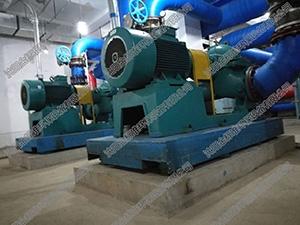 地下泵房机泵振动必威平台APP治理